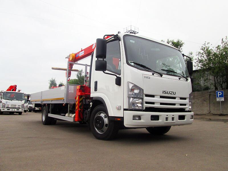 Isuzu ELF 9.5 грузовик