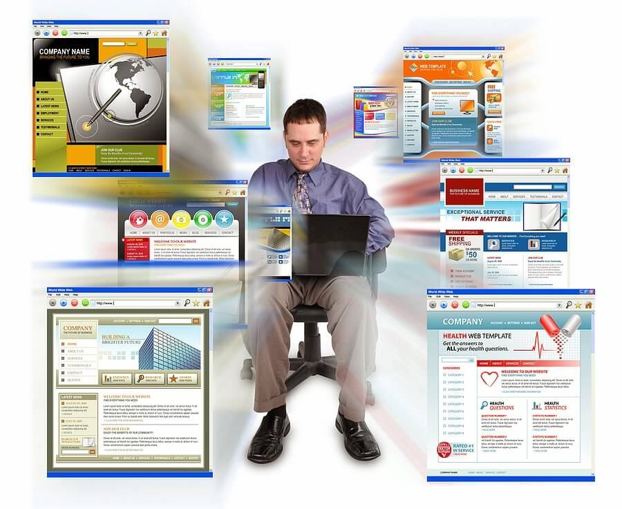 Процесс создания сайта