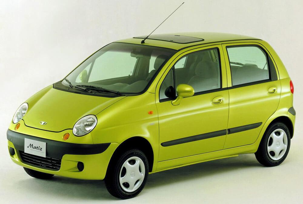 Малолитражка Daewoo Matiz