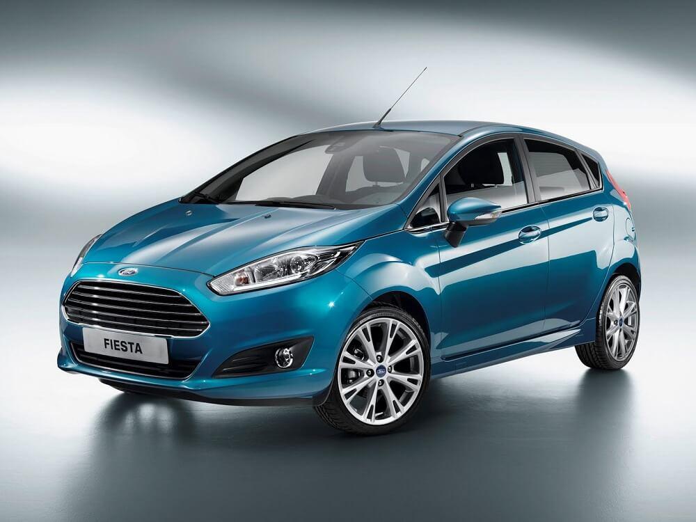 Автомобиль Ford Fiesta