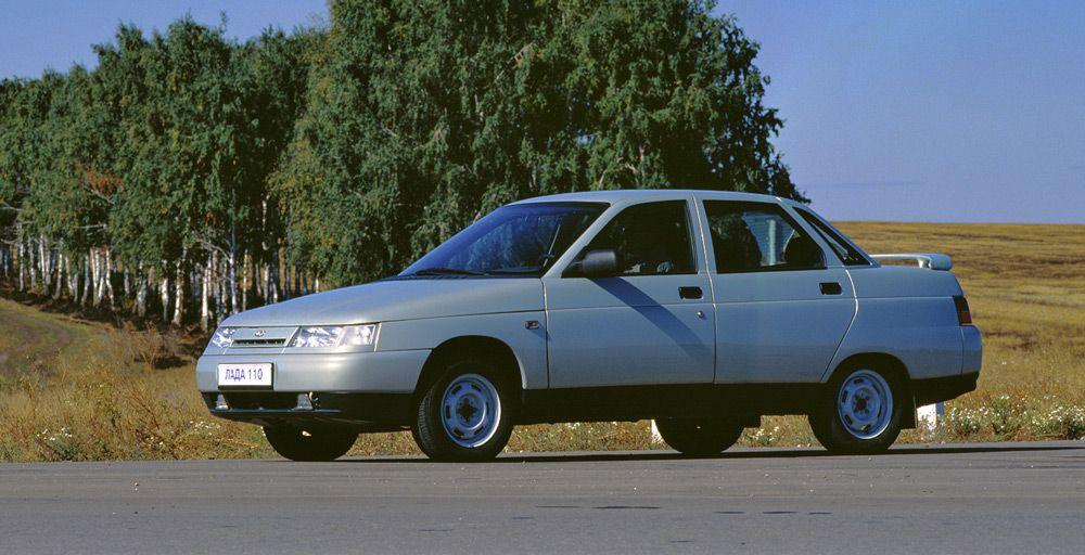Автомобиль Lada 110