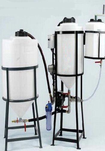 Как может выглядеть агрегат для получения бензина