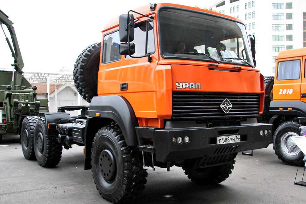 Грузовой автомобиль Урал