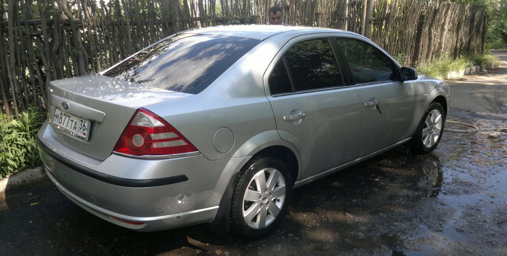 Ford Mondeo б/у