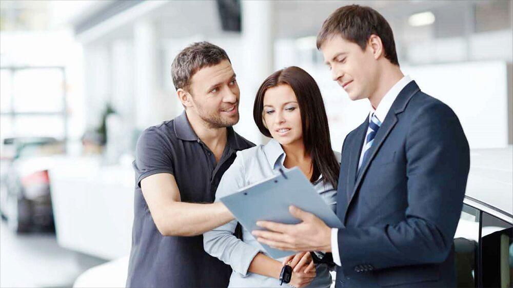 Обсуждение договора купли-продажи покупателем и продавцом