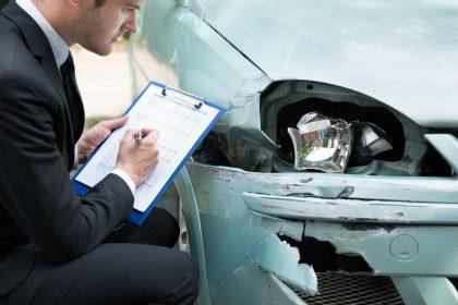 Оценка ущерба авто работниками страховой