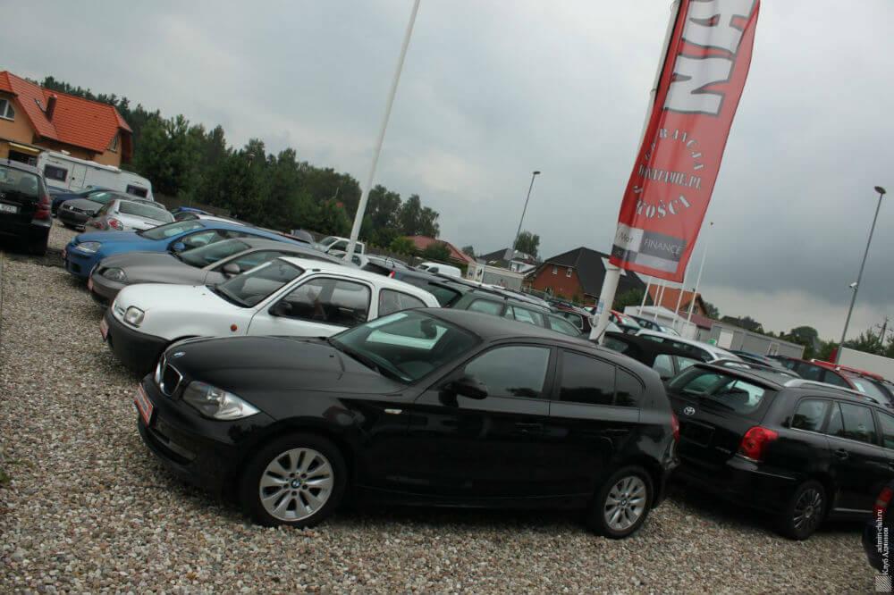 Выбор автомобиля на авторынке