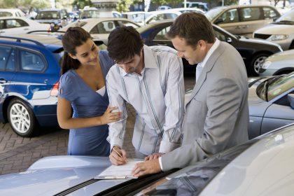 Осмотр и оценка автомобиля