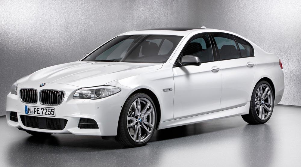 BMW 550Md