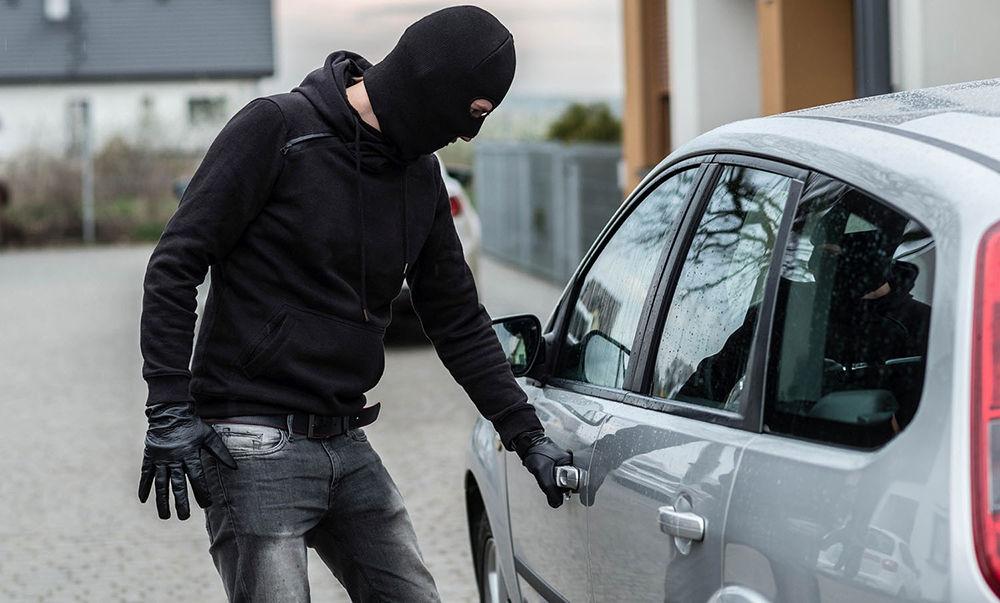 Причины угона автомобилей