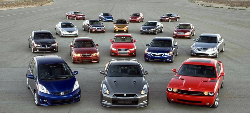 Самые угоняемые машины