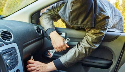 Самые угоняемые легковые автомобили в России за 2018 год