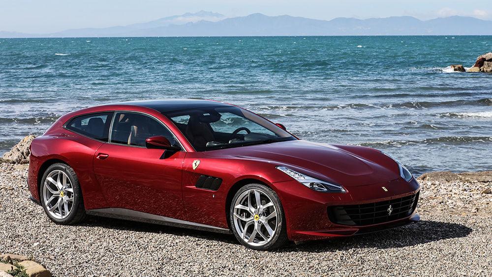 FerrariGTC4 Lusso