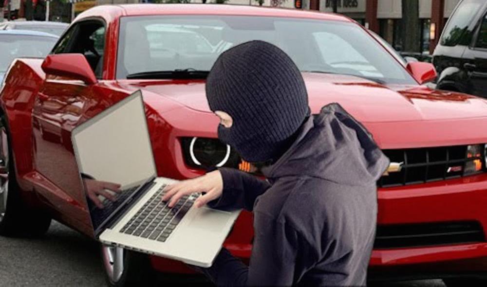 Защититься от угона авто