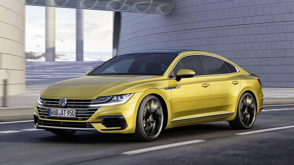 VolkswagenArteon