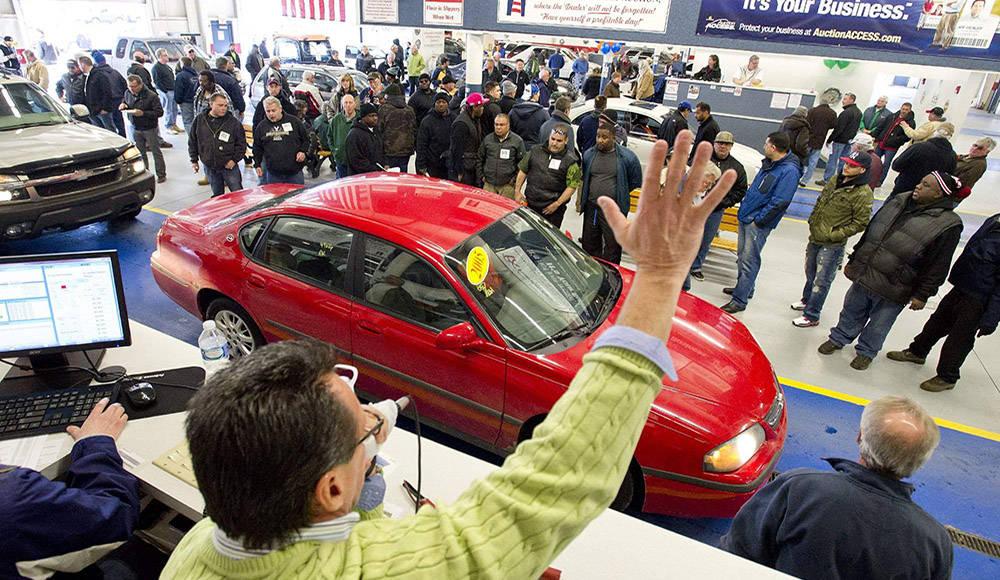 Как купить авто на аукционе