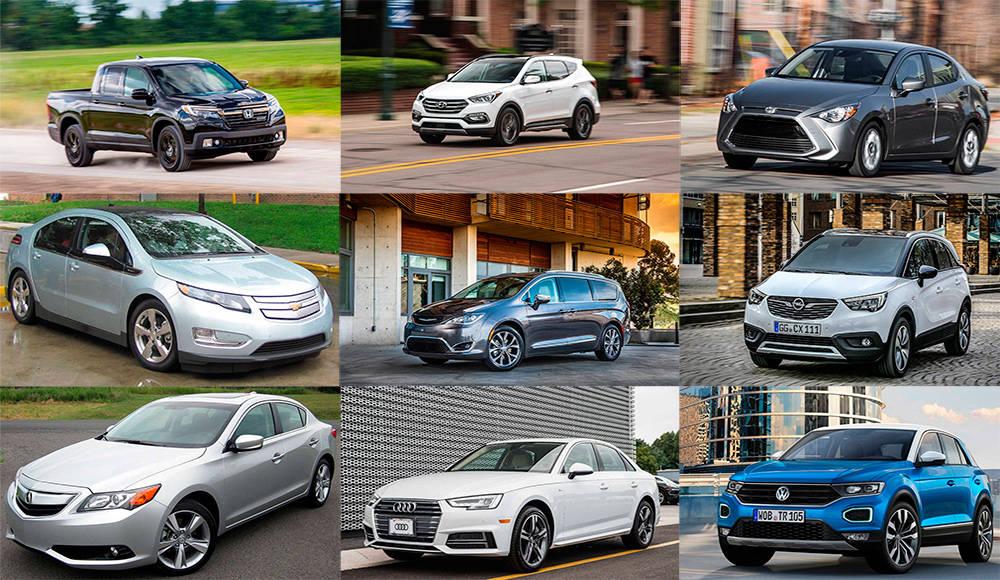 Рейтинг наиболее безопасных автомобилей