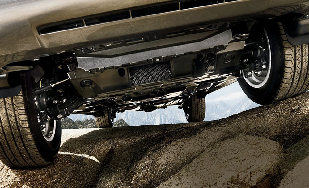 Постоянный привод на все колёса