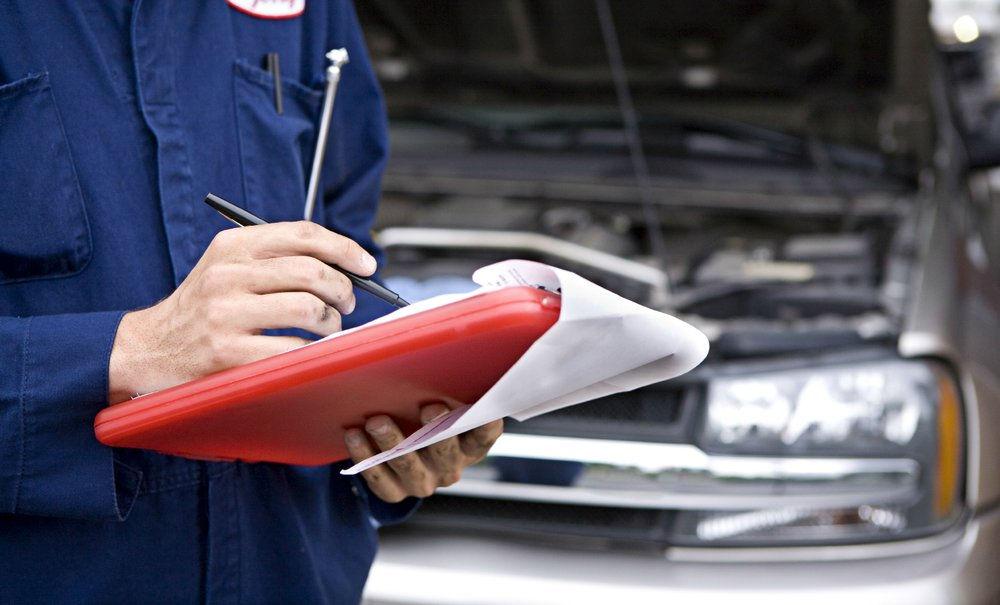 Проверка состояния автомобиля