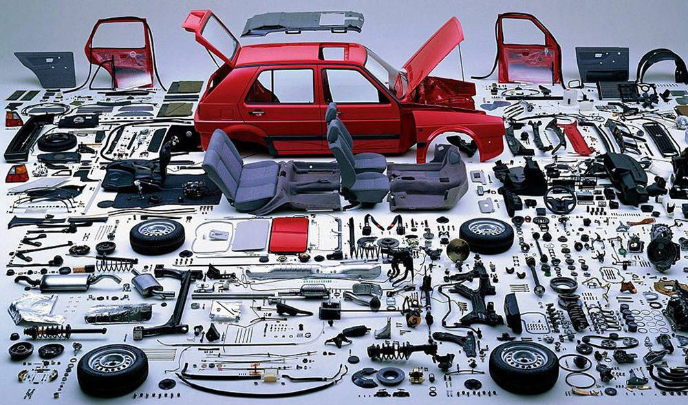 Реализация автозапчастей под заказ