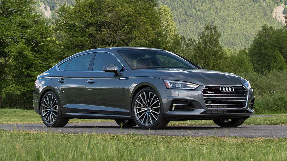 Audi A5 Spotback