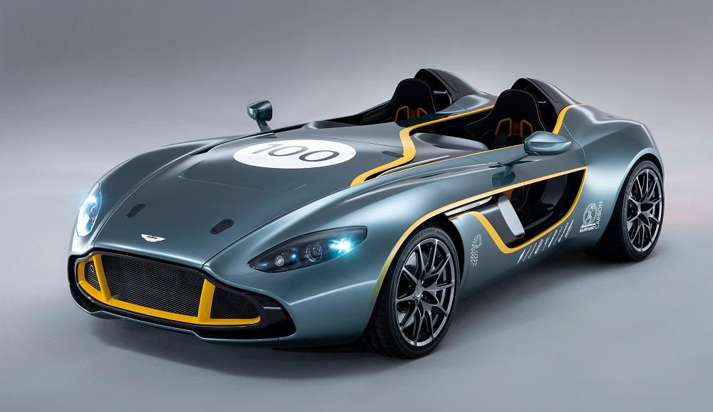 Aston Martin СС100