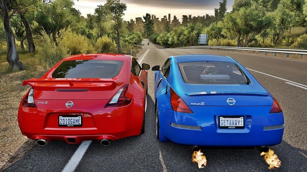 Nissan 350Z и 370Z
