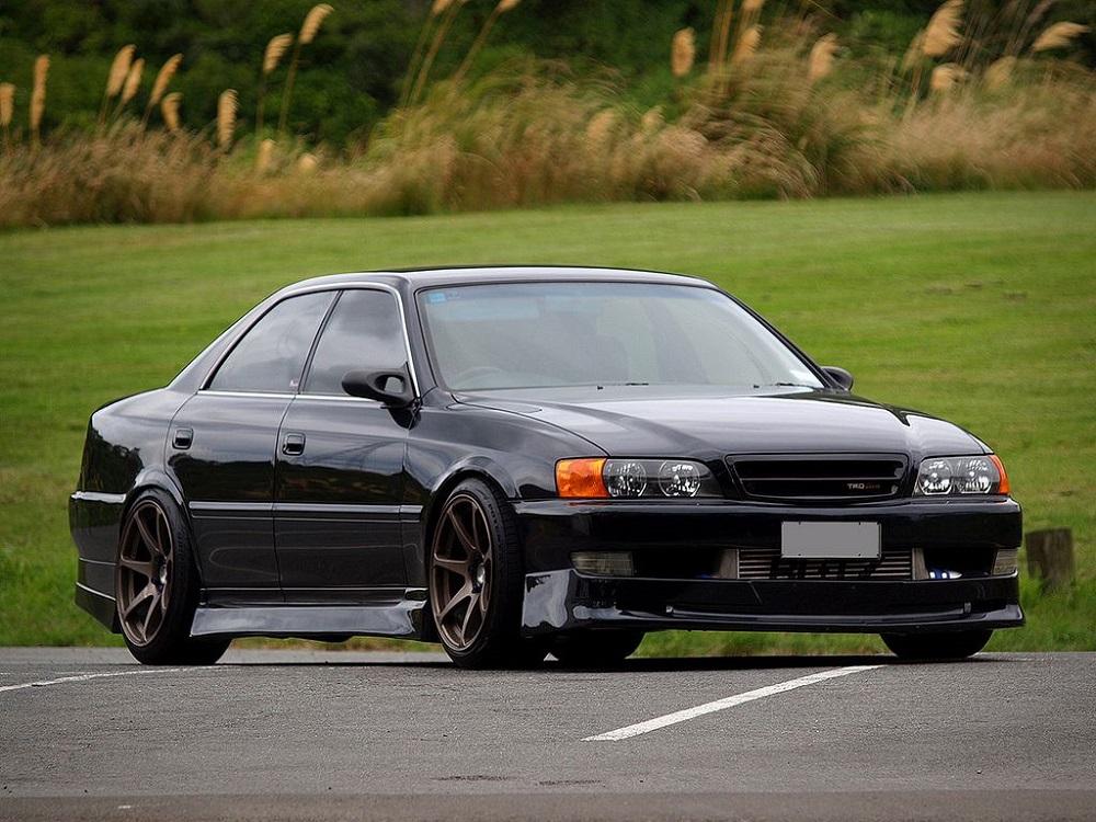 Toyota JZX