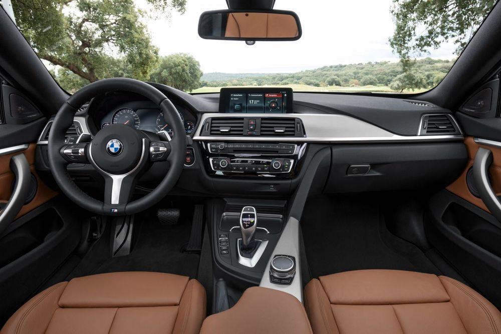 BMW 4 серии 2019