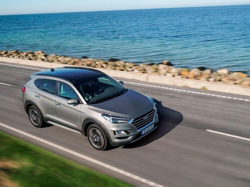 Hyundai Tucson 2.0 AT 2WD Lifestyle