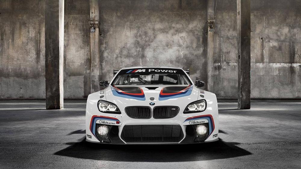 M6 GT3 от BMW