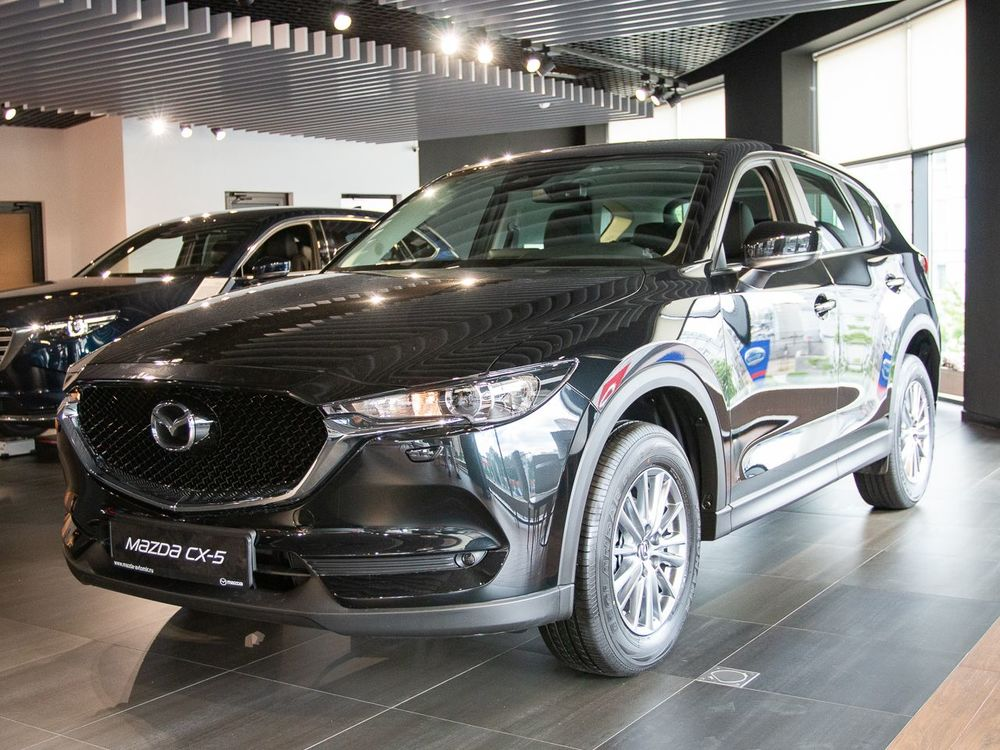 Mazda CX-5 2.5 AT Active