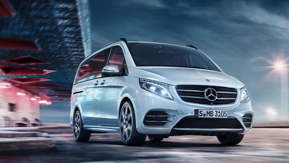 Mercedes-Benz В-класс