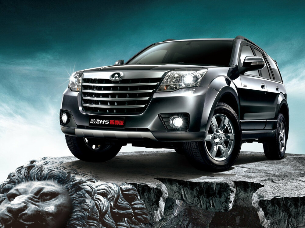 Great Wall Hover H3 и H5