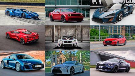 Рейтинг лучших спорткаров 2019 года
