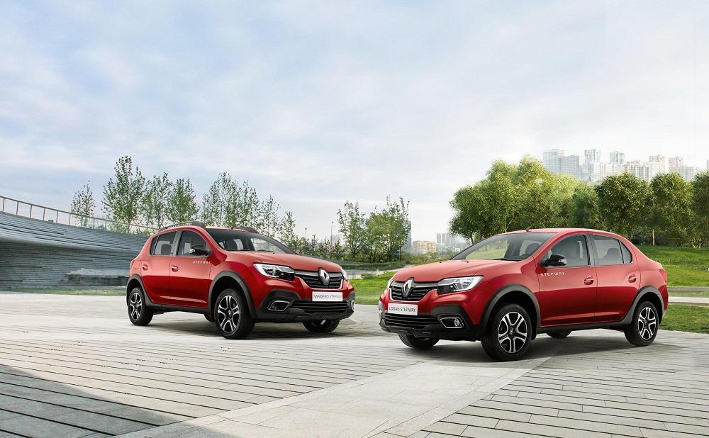 Renault Logan и Sandero