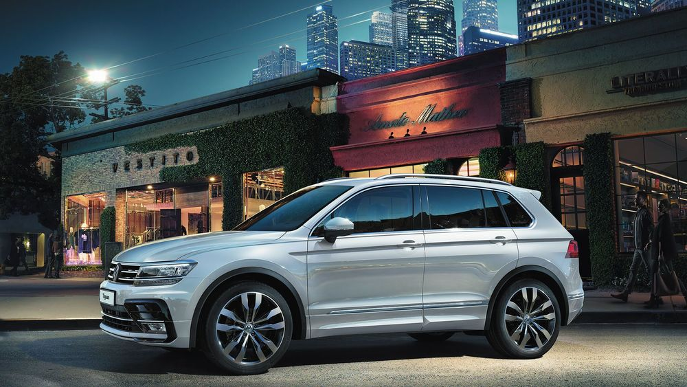 Volkswagen Tiguan 4x4 Connect Plus