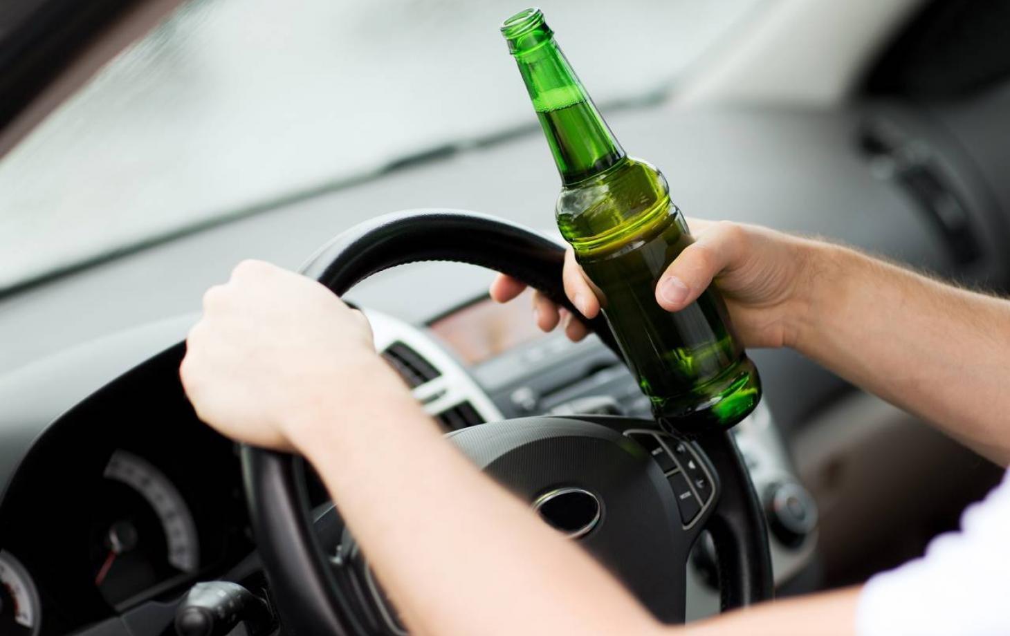 Выпивший за рулем