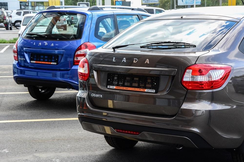 Автомобили 2019 года до 700 тысяч рублей