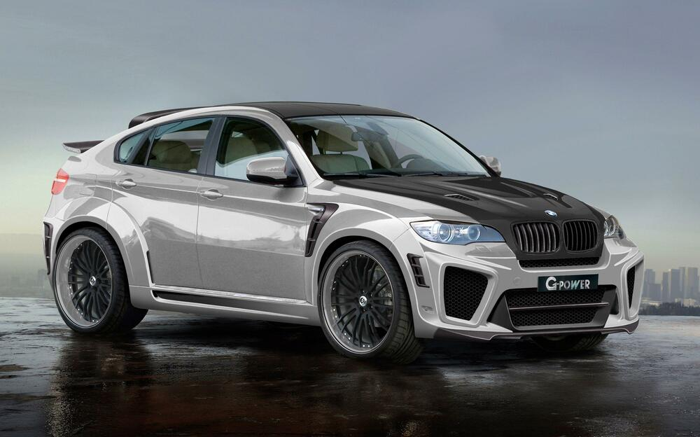 BMW X6 RS V10 Typhoon
