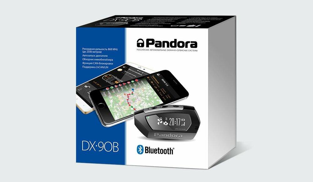 DX 90BT от Pandora