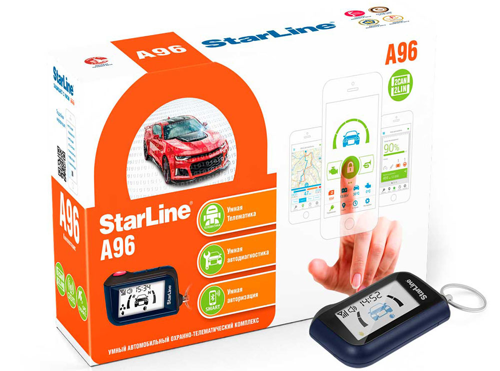 S96BT от Starline