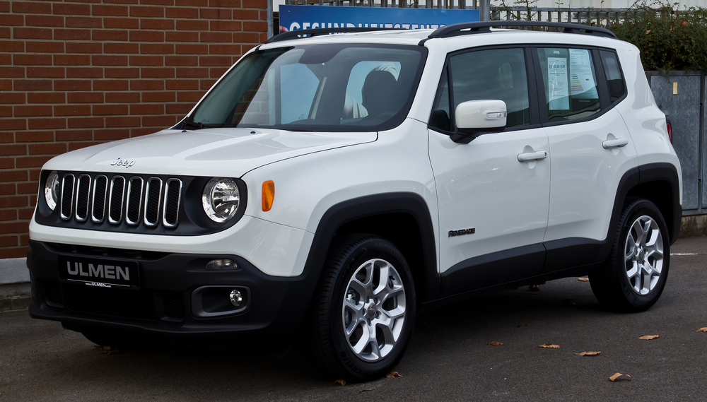 Jeep Renegade (1 730 000-1 999 000)