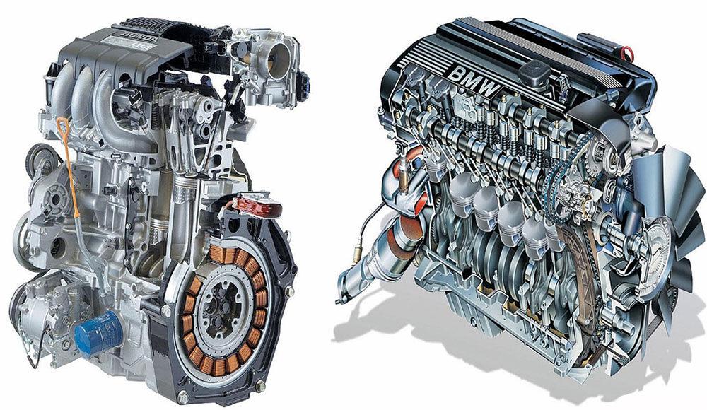 Рекомендации по выбору двигателя