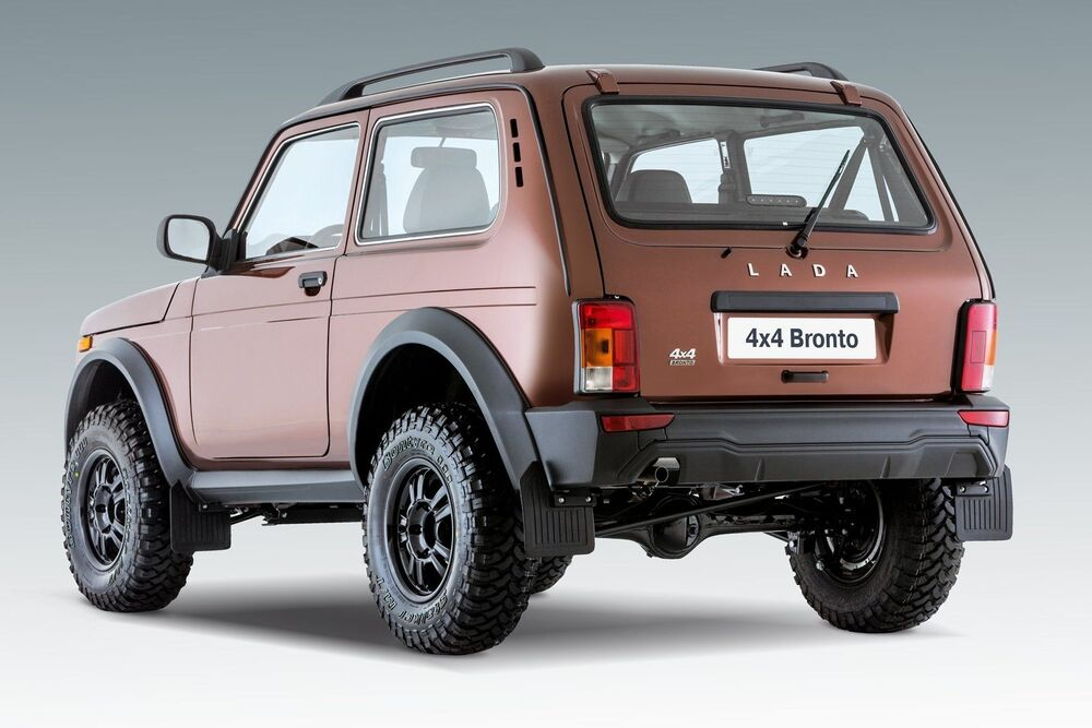 Lada 4×4 Bronto (728 000-792 000)