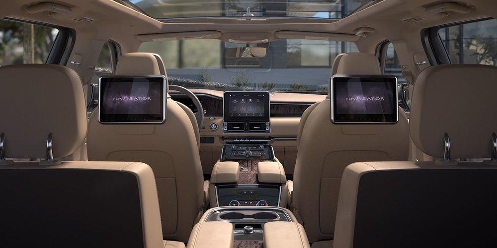 Lincoln Navigator Select