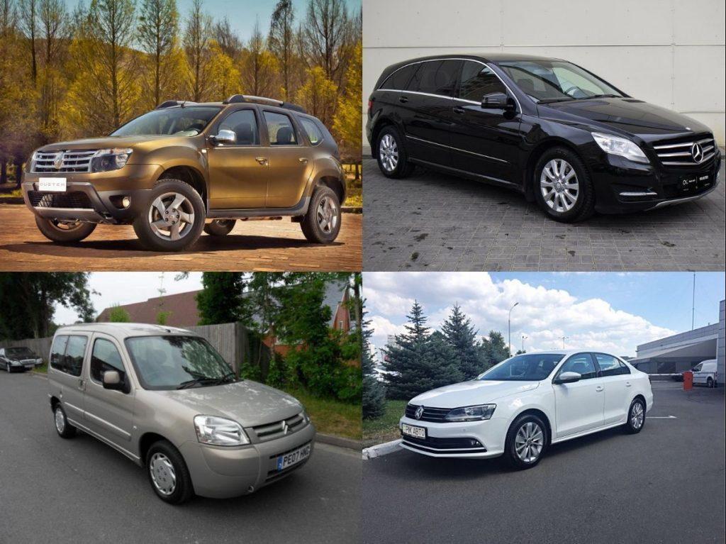 Рейтинг лучших туристических машин