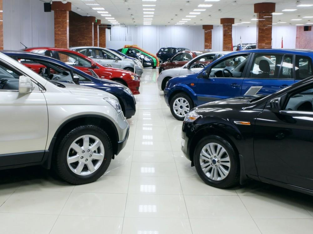 Автосалоны подержанных автомобилей