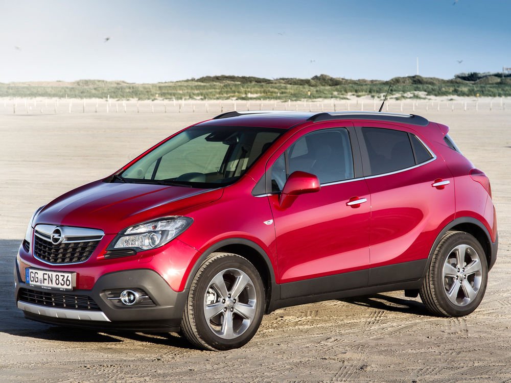 Opel Mokka Turbo MT 4x4 Cosmo