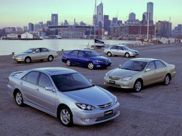 Подержанные автомобили за 500 тысяч